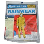 2 Piece Rain Suit-Heavy Duty PVC