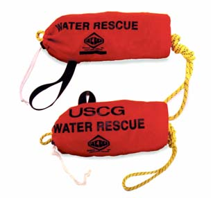 Sked Water Rescue Throw Bag (7mm Rope 70')
