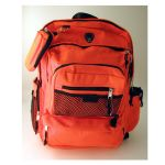 Deluxe Orange Backpack
