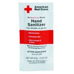 Hand Sanitizer Packet - 4 per Bag - DISCONTINUED