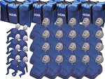 CPR Prompt Classroom Pack - 28 Pack (Blue or Tan)