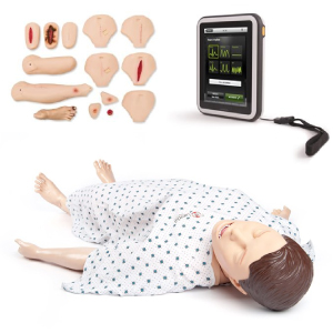 Complete Nursing Anne Package (SimPad Plus/VitalSim Capable)