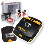 Lifepak CR Plus AED Package