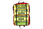 Hazmat Vest Set with 005 Vest (8-pack)