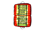 Fire Command Vest Set with 005I Vest (pack of 10)