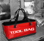 Red Tool Bag - Medium Size