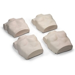 Torso Skin Replacements for PRESTAN® Adult Manikin (4-Pack)