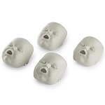 Face Skin Replacements for PRESTAN® Infant Manikins (4-Pack)