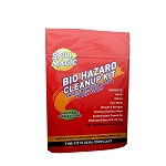 Spill Magic Biohazard Cleanup Kit