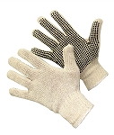 Work Gloves with Grip Dot Palms and Fingers