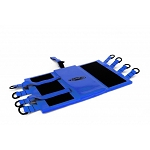Kemp Royal Blue Head Immobilizer Base