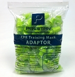 CPR Training Mask Adaptors - 50Ct