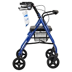 DynaGo HD - Bariatric Rollator, Blue, 1pc/cs