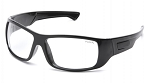 FURIX - Clear Anti-Fog Lens with Black Frame