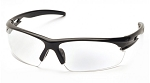 IONIX - Clear Anti-Fog Lens with Black Frame
