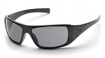 GOLIATH - Gray Polarized Lens with Black Frame