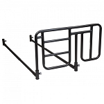 Homecare Half-Length Bed Rail - Cross Bar Mount