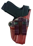Gold Line Inside Pants Holster (Chestnut Brown)