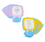 Replacement infant/child AED training electrodes