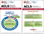 ACLS Pocket Reference Card Set 2015