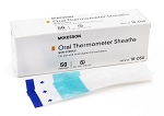 Oral Thermometer Probe Cover For Digital Thermometer, 50/Box
