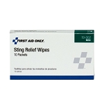 Insect Sting Relief Pad (1 1/4