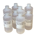 Clear Blood Simulant, 1 Gallon