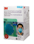 3M N95 Health Care Particulate Respirator and Surgical Mask - Box of 20