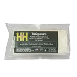 H&H TACgauze Rolled Wrapping Gauze, US Made/Berry Compliant, 4.5