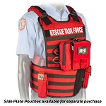 Rescue Task Force Vest with Side Armor