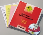 DOT HAZMAT Safety Training DVD Program