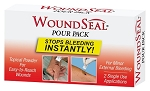 WoundSeal Blood Clot Powder, Pour Packs, 2/box
