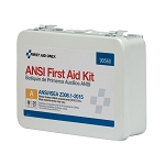 25 Person First Aid Kit, ANSI A Class III