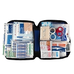 First Aid Kit, 312 Piece, Fabric Case