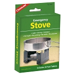 Portable Stove with 24 Fuel Tablets