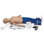 Complete Crisis Manikin with Advanced Airway Management