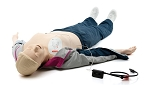 Resusci Anne Simulator AED-LINK, IV-arm left, BP-arm right, includes Shocklink