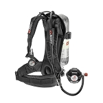 ACSi SCBA Self-Contained Breathing Apparatus With Padded Backframe (2216 psig)