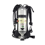 ACSi SCBA Self-Contained Breathing Apparatus With Padded Backframe (4500 psig)