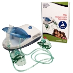 Elite Compressor Nebulizer, 4/Cs