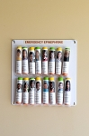 Epinephrine Storage Panel Wall Unit