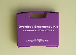 Police/Fire First Responder Narcan Overdose Emergency Case