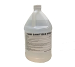 Isopropyl Alcohol-Based Liquid Sanitizer, 1 gallon (75% Alcohol)