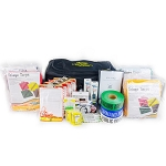 Incident Command & Triage Kit On Wheels (37 Piece)