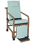 WoodTone Multi-Position Geri Chair