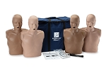 PRESTAN® Professional Adult Diversity Kit CPR Training Manikins 4-Pack