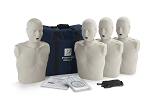 PRESTAN® Adult CPR Manikin (4 Pack) - Light Skin