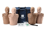 PRESTAN® Professional Child Diversity Kit CPR Training Manikins 4-Pack