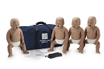 PRESTAN® Infant CPR Training Manikin with CPR Monitor 4 Pack