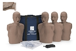 PRESTAN® Adult Jaw Thrust CPR Manikin (4 Pack) (Options Available!)